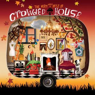 <i>The Very Very Best of Crowded House</i> 2010 greatest hits album by Crowded House