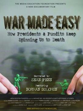 War Made Easy (2007) movie poster