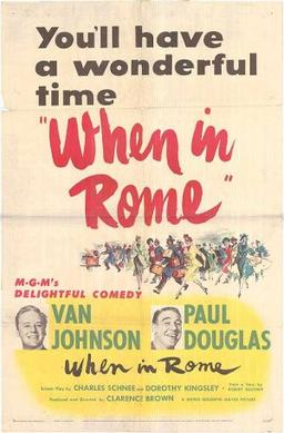 When In Rome 1952 Film Wikipedia