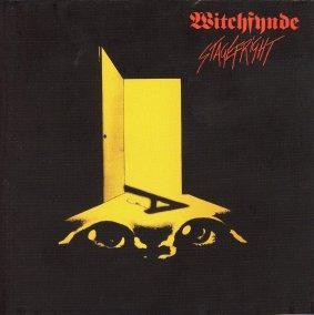 <i>Stagefright</i> (album) 1980 studio album by Witchfynde
