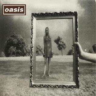 Wonderwall (song) - Wikipedia Oasis Band Album Cover