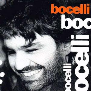 1995 - Bocelli - Andrea Bocelli - front