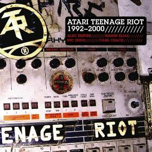 <i>Atari Teenage Riot: 1992–2000</i> 2006 greatest hits album by Atari Teenage Riot