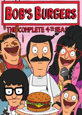 Bobs Burgers - Season 4