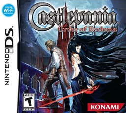 <i>Castlevania: Order of Ecclesia</i> video game