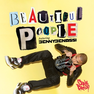 Chris Brown featuring Benny Benassi - Beautiful People (studio acapella)