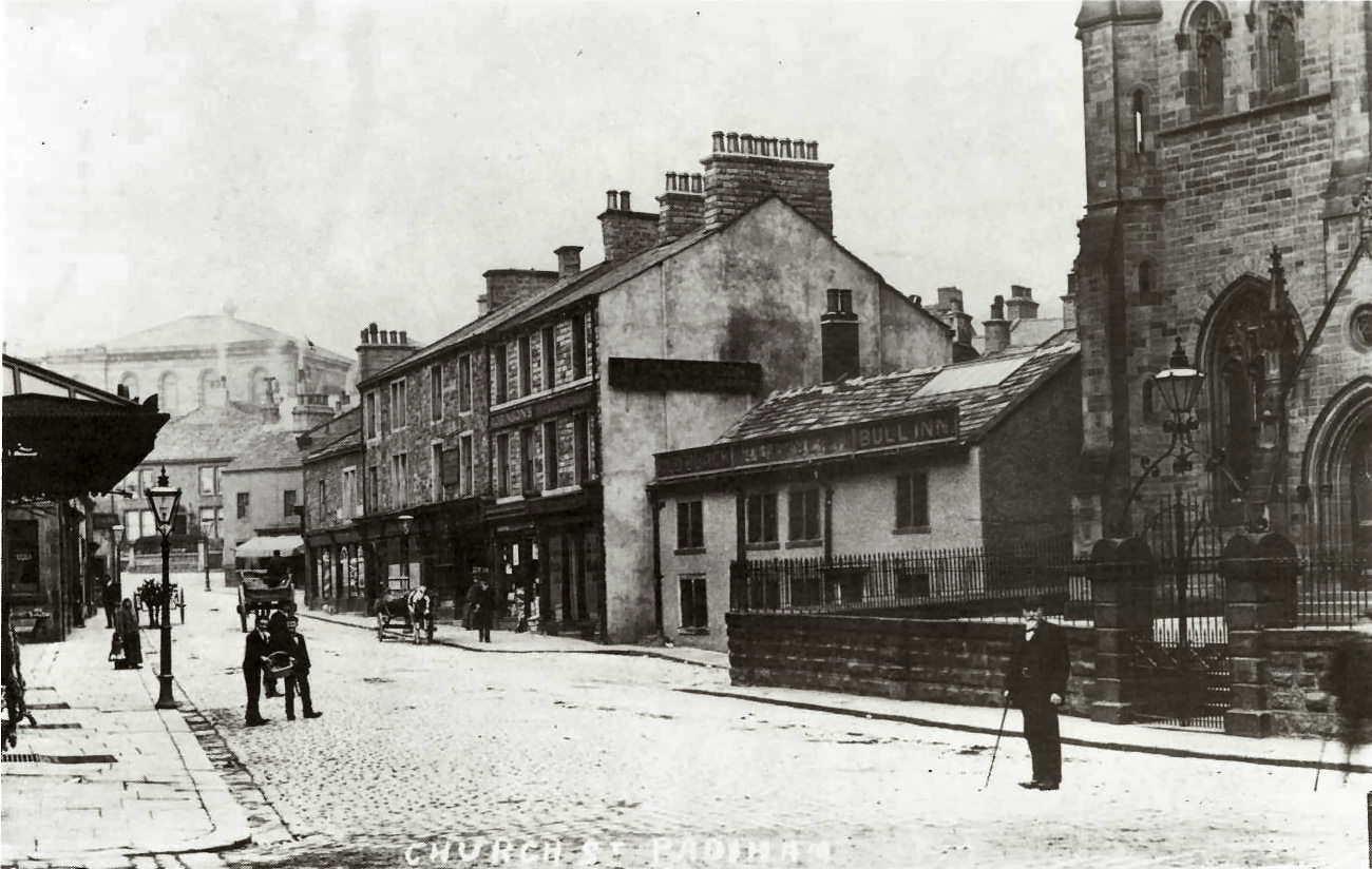 File Church Street Padiham Jpg Wikipedia