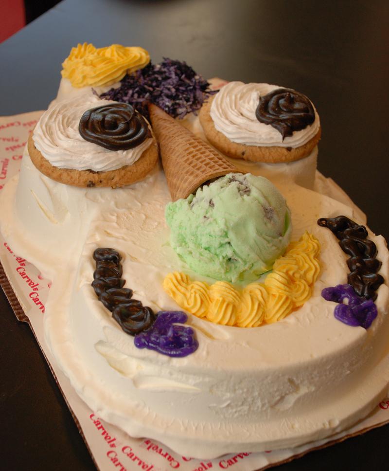 Carvel Ice Cream Cake Characters