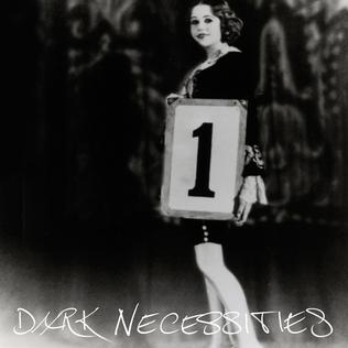Dark Necessities song by the band Red Hot Chili Peppers