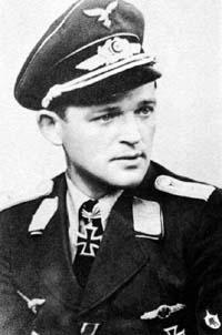 Emil Bitsch German World War II fighter pilot