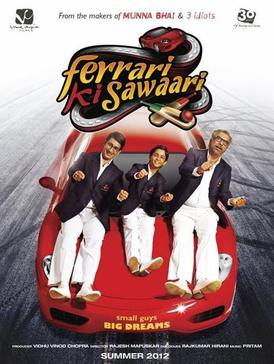 Download Ferrari Ki Sawaari (2012) Hindi Movie 480p | 720p