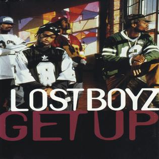 Get Up (Lost Boyz song) - Wikipedia