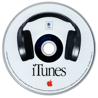 The history of the iTunes application and e-commerce platform