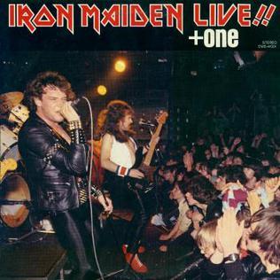 <i>Live!! +one</i> live album