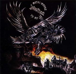 <i>Metal Works 73–93</i> 1993 greatest hits album by Judas Priest