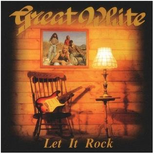 <i>Let It Rock</i> (Great White album) 1996 studio album by Great White