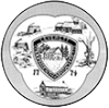 Official seal of Leverett, Massachusetts