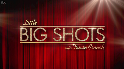 Little Big Shots Uk Title Screen on Show Productions Inc