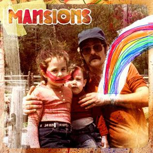 <i>Mansions</i> (EP) 2008 EP by Mansions