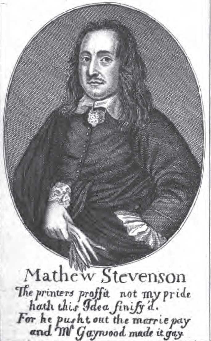 Matthew Stevenson Wikipedia
