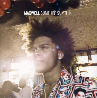 Sumthin Sumthin 1996 single by Maxwell