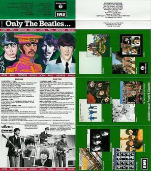 In 1987 Heineken And EMI Offered A Cassette Called Only The Beatles That You Could Mail Away For