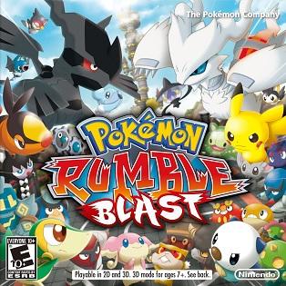 <i>Pokémon Rumble Blast</i>