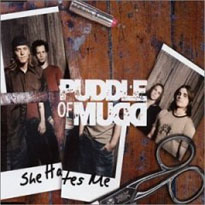 She Hates Me 2002 single by Puddle of Mudd