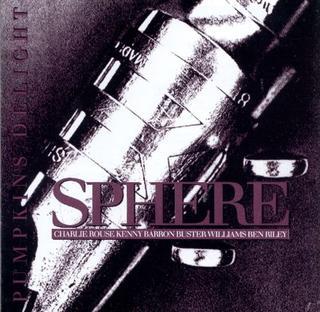 <i>Pumpkins Delight</i> 1993 live album by Sphere