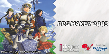 Rpg Maker 2k3 Splash Screen