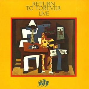 [Jazz] Playlist ReturnToForever_Live_1LP