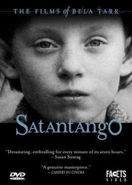 Picture of a movie: Sátántangó