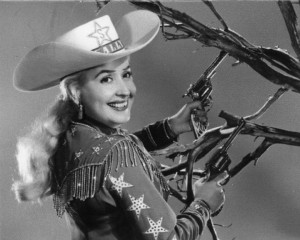 Sally Starr (TV hostess) prominent 1950s celebrity television personality