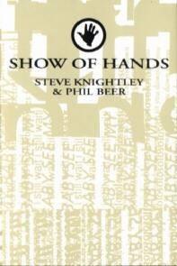 <i>Show of Hands</i> (1987 album) 1987 studio album by Show of Hands