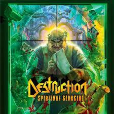 <i>Spiritual Genocide</i> 2012 studio album by Destruction
