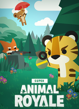 Picture of a game: Super Animal Royale
