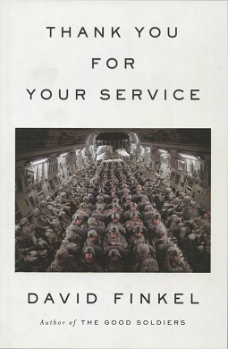 <i>Thank You for Your Service</i> book by David Finkel