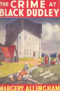 <i>The Crime at Black Dudley</i> novel by Margery Allingham