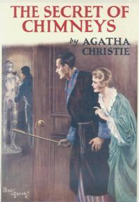 Image result for the secret of chimneys first edition