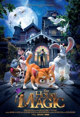 The House of Magic Poster for Kookaburra Cinema
