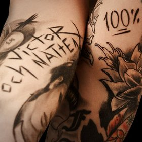 Victor och Natten - 100% (studio acapella)
