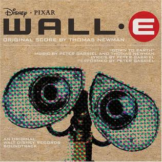 <i>WALL-E</i> (soundtrack) 2008 soundtrack album by Thomas Newman