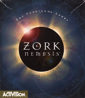 Zork nemesis wikipedia for Zork nemesis