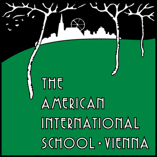Image result for american international school vienna logo