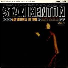 <i>Adventures in Time</i> 1962 studio album by Stan Kenton
