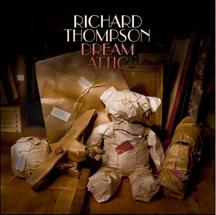 <i>Dream Attic</i> 2010 live album by Richard Thompson
