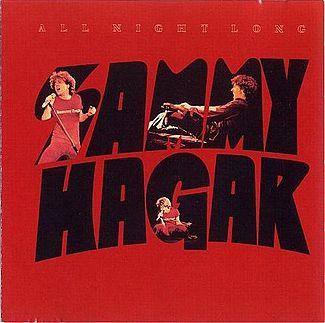 All Night Long Sammy Hagar Album Wikipedia