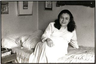 Anne-Marie Albiach French poet and translator