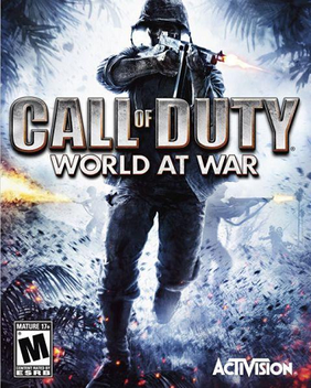 Скачать игру call of duty world at war