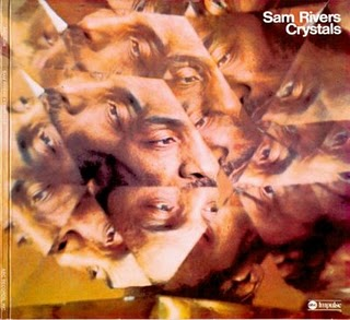 <i>Crystals</i> (Sam Rivers album) 1974 studio album by Sam Rivers